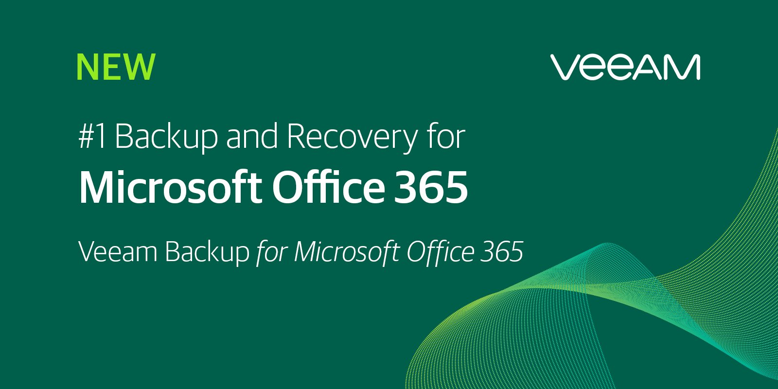 Veeam Backup for Office365