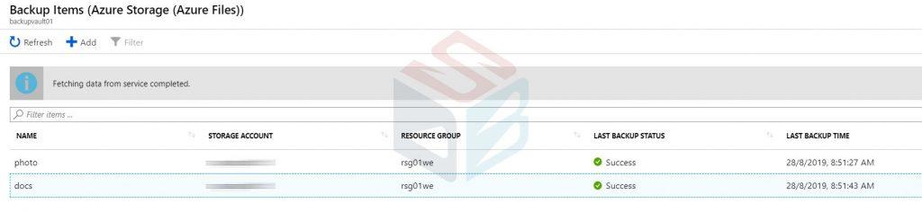 Silvio Di Benedetto | Azure File Sync: integration with