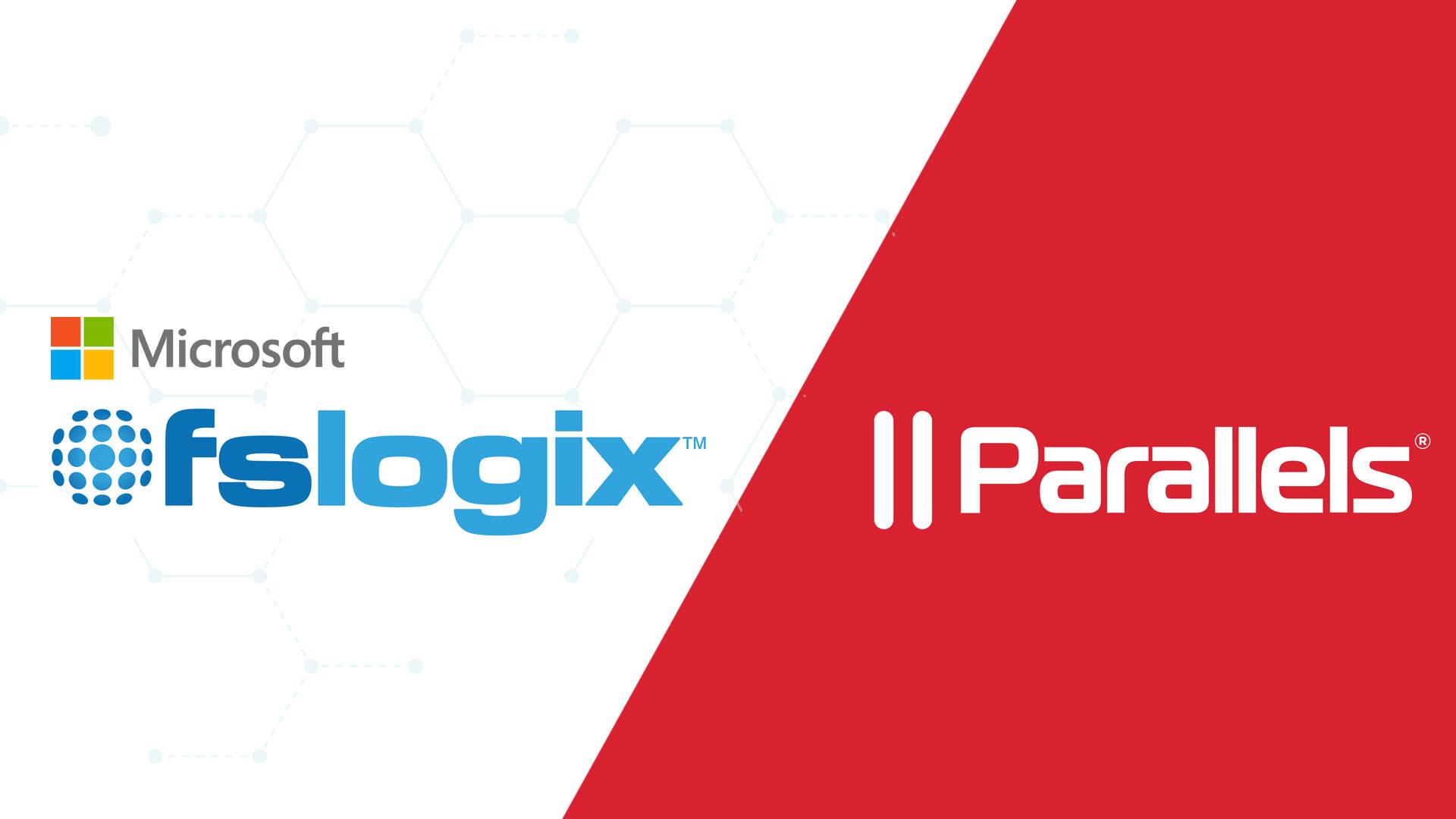 Parallels RAS FSLogix Microsoft